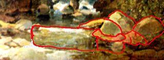 Fallen Soldier (Detail)