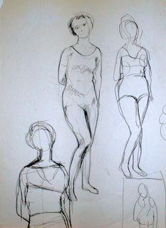 Hope Figure Drawing